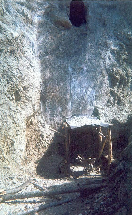 Eldorado Lost River Gold Mine